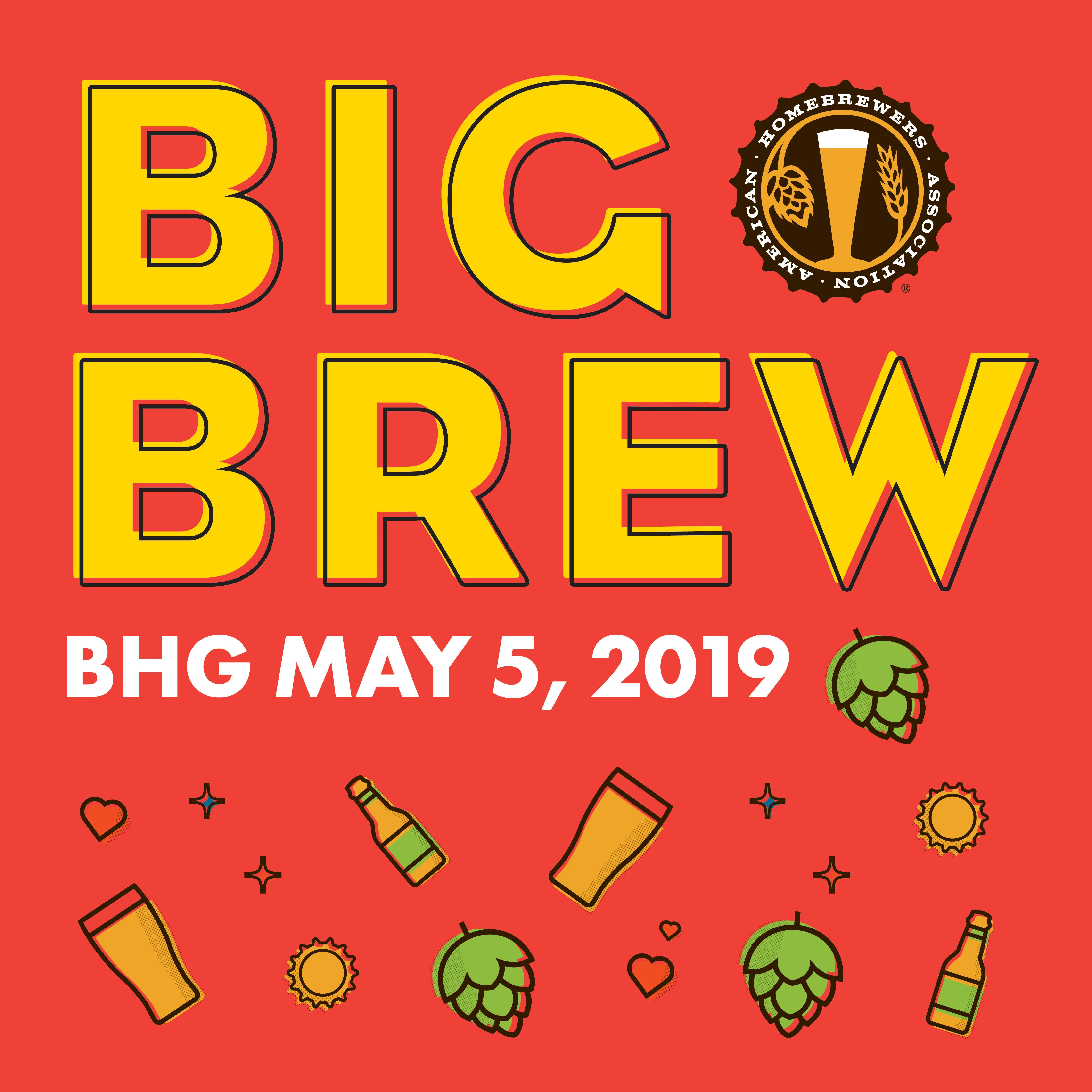 2019 BHG Big Brew